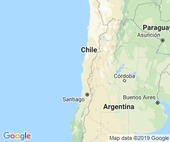 Chile Postal Codes