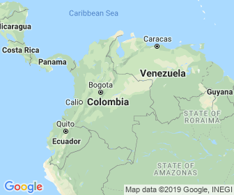 Colombia Postal Codes