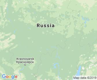 Russian Federation Postal Codes